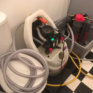 Powerflushing