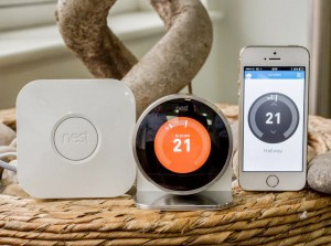 nest thermostat smart homes